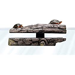 Zilla Floating Log Landing Reptile Decor