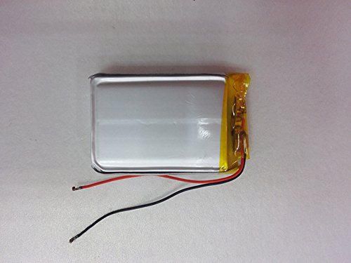 Ofeely 3.7V 1800mAh 103450 Lithium Polymer Li-Po Rechargeable DIY Battery for Mp3 MP4 MP5 GPS