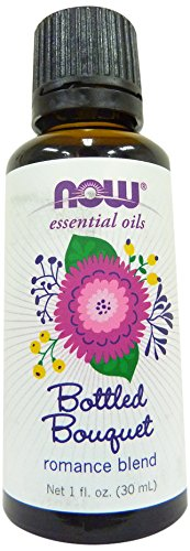 NOW Solutions Bottled Bouquet Essential Oil Blend, Sweet, Warm and Floral with Fresh Citrus Notes, 1-Ounce