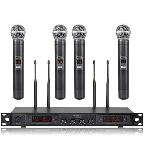 Wireless Microphone System Phenyx