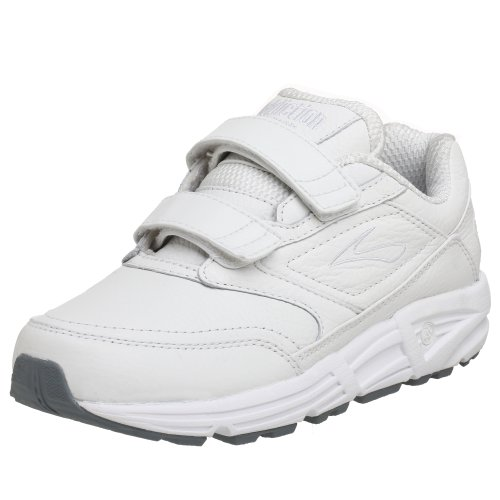 Brooks Addiction Walker V-Strap, Zapatillas de Nordic Walking para Mujer Blanco (weiß)