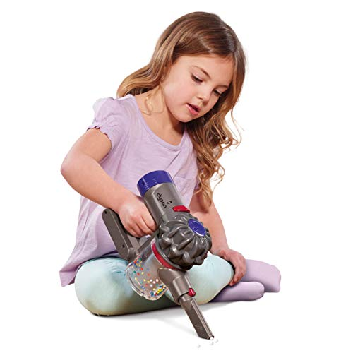 41Cosxo3OFL - Casdon - Little Helper Dyson Cord-Free Vacuum Cleaner Toy
