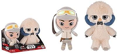 Wampa & Luke Skywalker (Hoth) Galactic Plushies GameStop Exclusive