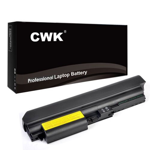 CWK Long Life Replacement Laptop Notebook Battery for IBM Lenovo ThinkPad FRU 92P1123 FRU 92P1125 Z60t Z61t Series Z60t Z61t Seriesfits selected models Only) 40Y6791 40Y6793