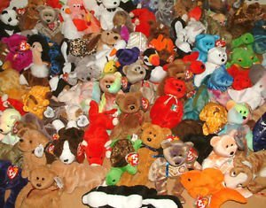 Image Unavailable. Image not available for. Color  3 (Three) Ty Beanie  Babies ... 26b232ef43f1