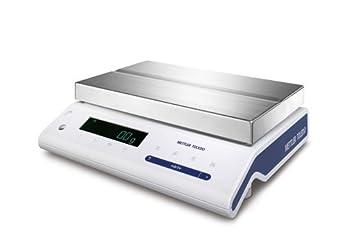 Mettler Toledo MS24KLIPE NewClassic Precision Balance, 24 kg Capacity, 2 g Readability