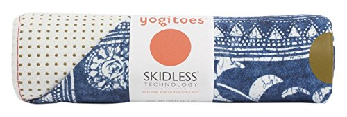 Manduka Denim Collection Yoga Mat Towel, Gejia