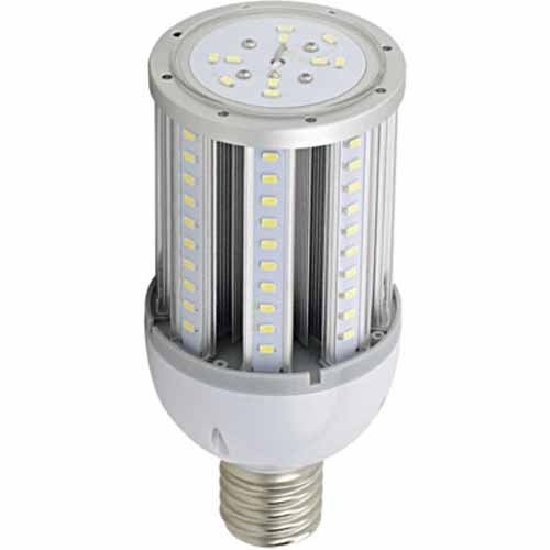 - Eiko LED27WPT40KMOG-G5 LED Bulb, Post Top E39 120V/277V 27W - 4100K - 3000 Lm.