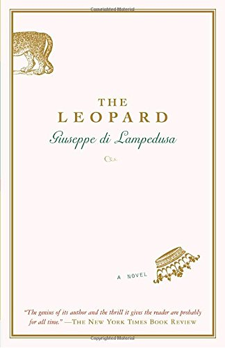 The Leopard: A Novel