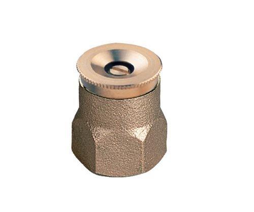 Orbit 10 Pack Quarter Spray Pattern Brass Shrub Head with Brass Nozzle