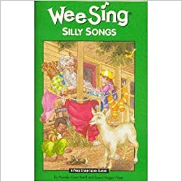 wee sing silly songs book only