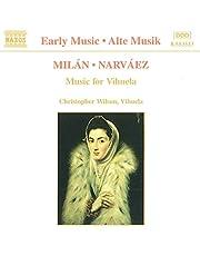 Music For Vihuela (Milan, Narvaez)