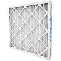 High Capacity Pleated Filter, 10x20x1, MERV 8, Min. Qty 12 (12 pieces)