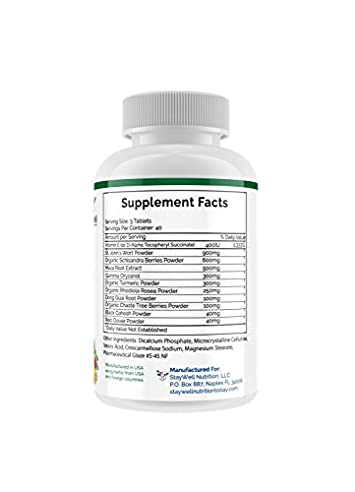 Truly Balanced- Menopause Relief, Hormonal imbalance Reset. Robust Formula