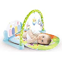 Kiditos Plastic 5-in-1 Baby's Piano Gym Mat