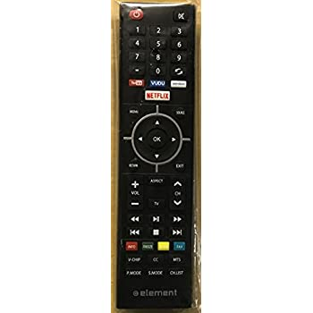 Element, ELSW3917BF TV Remote ,KY49C-178F