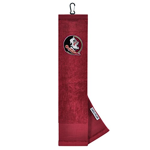 Florida State Golf Bag - Florida State Seminoles Face/Club Embroidered Towel