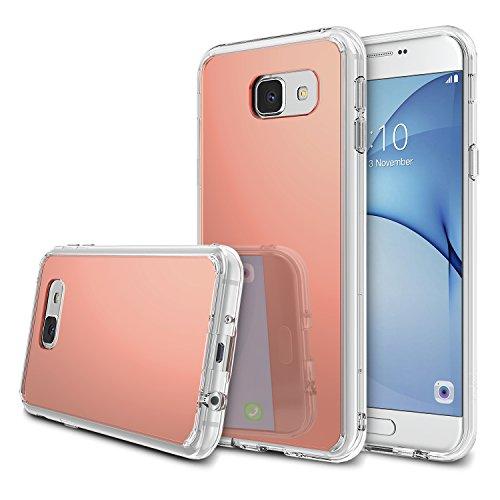 TPU Jelly Case for Samsung Galaxy A8 (Black) - 3