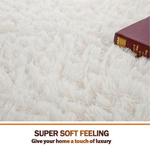 home, kitchen, home décor, area rugs, runners, pads,  area rugs 1 image Noahas Super Soft Modern Shag Area Rugs Fluffy in USA