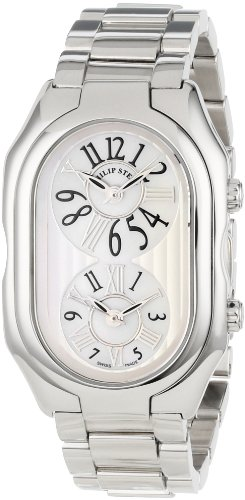Philip Stein Women's 11-VMOP-SS Prestige Mother-Of-Pearl Dial Stainless Steel Bracelet Watch