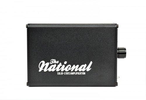 ALO audio The National Amp ブラック ポータブルヘッドホンアンプ ALO-1368 B009GD5WRS ブラック ブラック