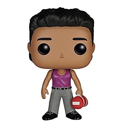Funko POP TV Saved by The Bell A.C. Slater Action Figure: Funko Pop! Television:: Toys & Games