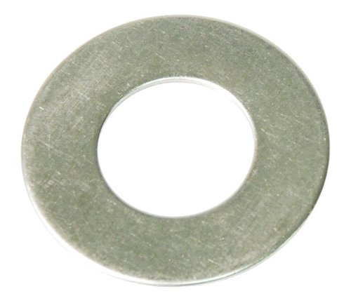 316 Stainless Steel Flat Washer Pack of 5 1.312 OD 0.0975 Nominal Thickness Made in US 1//4 Hole Size 0.656 ID