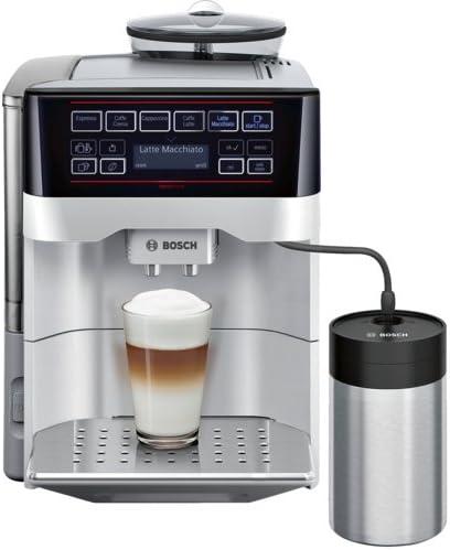 Bosch TES603F1DE - Cafetera (Independiente, Máquina espresso, 1,7 ...