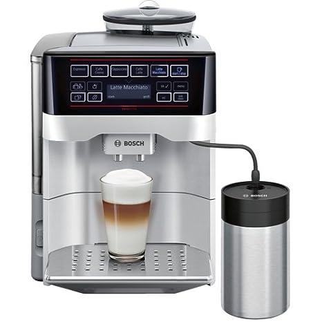 Bosch TES603F1DE - Cafetera (Independiente, Máquina espresso ...