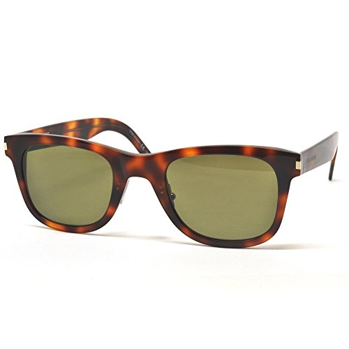 Sunglasses Saint Laurent SL 51 SLIM- 002 AVANA / - Saint 51 Laurent Sl