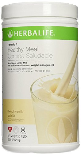 Herbalife Formula 1 Nutritional Shake Mix (750g)- Vanilla
