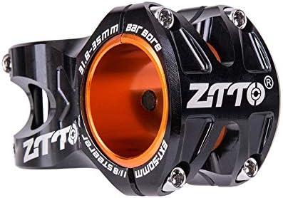 Milnnare Vélo en Alliage CNC de vélo de Montagne VTT 35mm Tige de Guidon Ultra légère