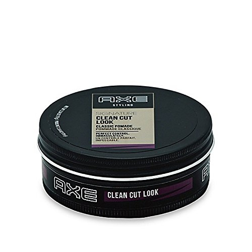 AXE Clean Cut Look Hair Pomade, Classic 2.64 oz