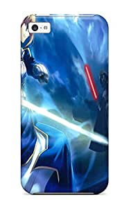 RzKTgym9582ZxGKq Darth Vader Fate Stay Night Photoshop Saber Star Wars Fashion Tpu 5c Case Cover For Iphone