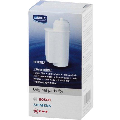 5x Bosch TCZ7003 Wasserfilter Brita Intenza für Kaffee Vollautomaten