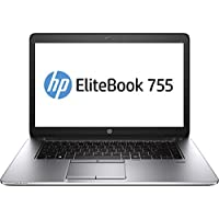 HP EliteBook P0C16UT#ABA 15.6 Laptop (Black)