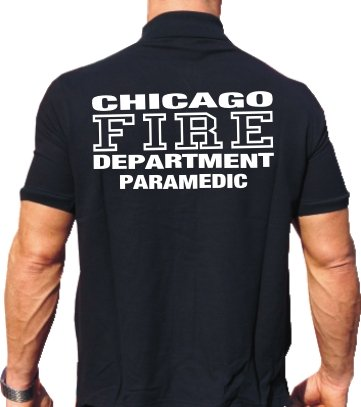 Polo Chicago Fire Dept., Paramedic feuer1