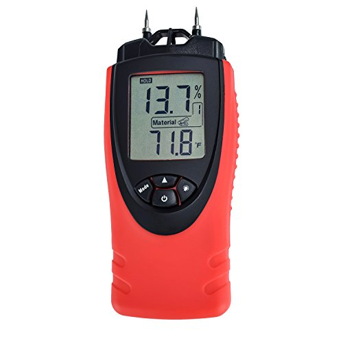 Moisture Meter ennoLogic Backlight Temperature product image