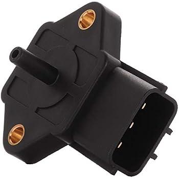 Manifold Boost Sensor for Su-baru Forester Impreza Legacy Outback 2.5L PS60-01 Intake Manifold Absolute Pressure Sensor