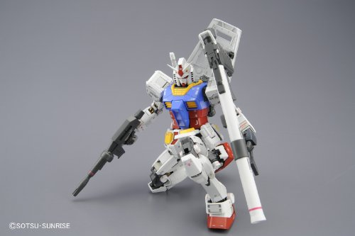 Review Bandai Hobby MG Gundam