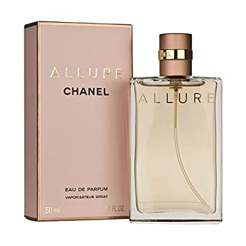 c80e0936f25 Chanel Allure Woman Eau de Parfum 50 ml  Amazon.co.uk  Beauty