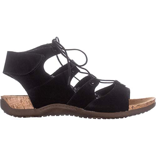 Black Sandal Ghillie Women's Jodie Gladiator Bearpaw gw6OX