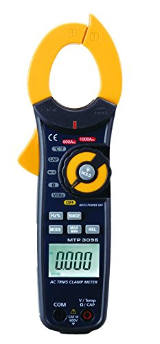 MTP 3095 AC Clamp Meter (TRMS) MTP Instruments Inc.
