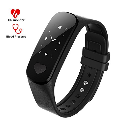 Morefine Bluetooth Gps Smartwatch Fitness Activity Tracker Outdoor 0 96 Sport Bracelet Waterproof Wristband With Heart Rate Blood Pressure Monitor Pedometer For Android Ios Health Gift