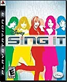 Disney Sing It (Playstation 3)
