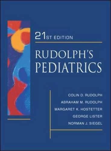 Rudolph's Fundamentals of Pediatrics: Third Edition