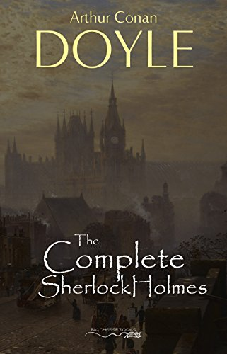 Free eBook - Sherlock Holmes  The Complete Collection
