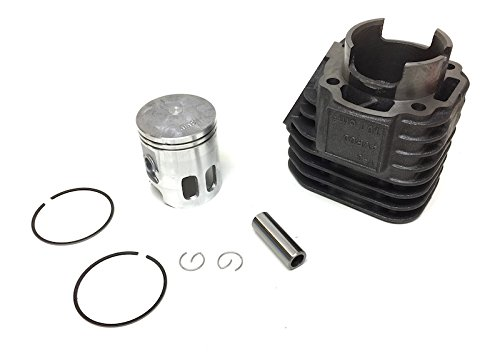 100  CCM Replacement Cylinder & Piston Kit for Benelli K2, Naked, Yamaha, MBK Booster, Ovetto, Yamaha Aerox, BWs Nitro, Neos 100  (2-Stroke) Neos 100 (2-Stroke) 7886370027