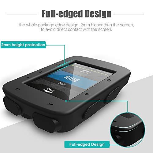TUSITA Case for Garmin Edge 520 Plus - Silicone Protective