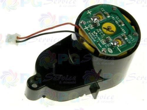 Ariete Motor cepillo izquierdo + plaqueta con chip Robot Briciola ...